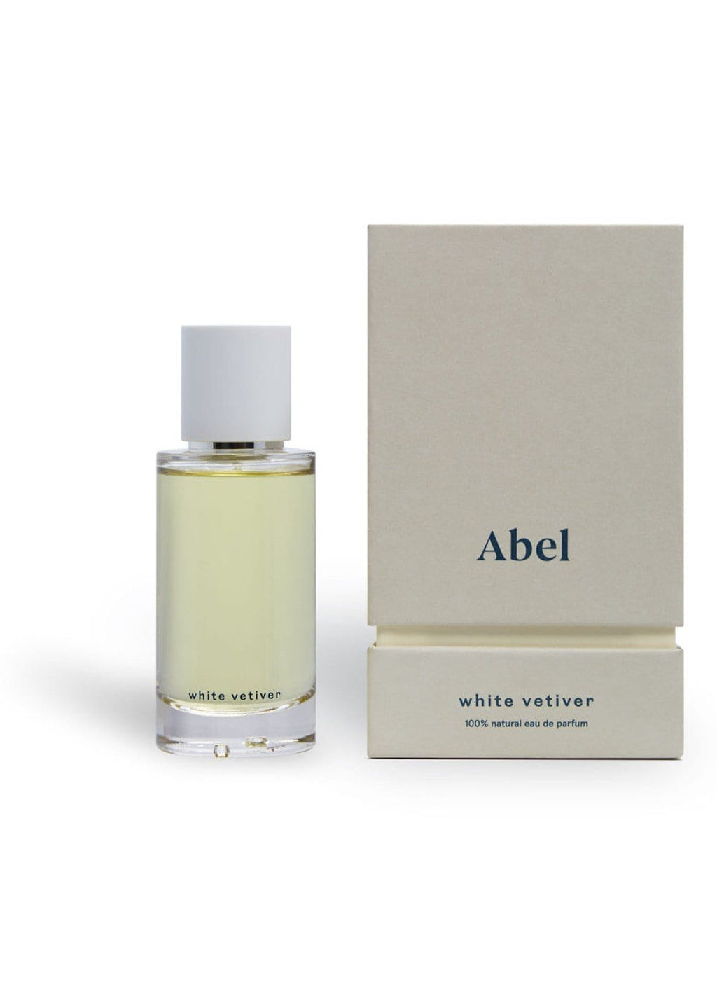Abel White Vetiver - The Natural Beauty Club