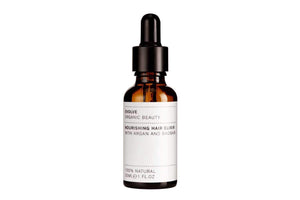 Nourishing Hair Elixir - Dry hair serum - The Natural Beauty Club