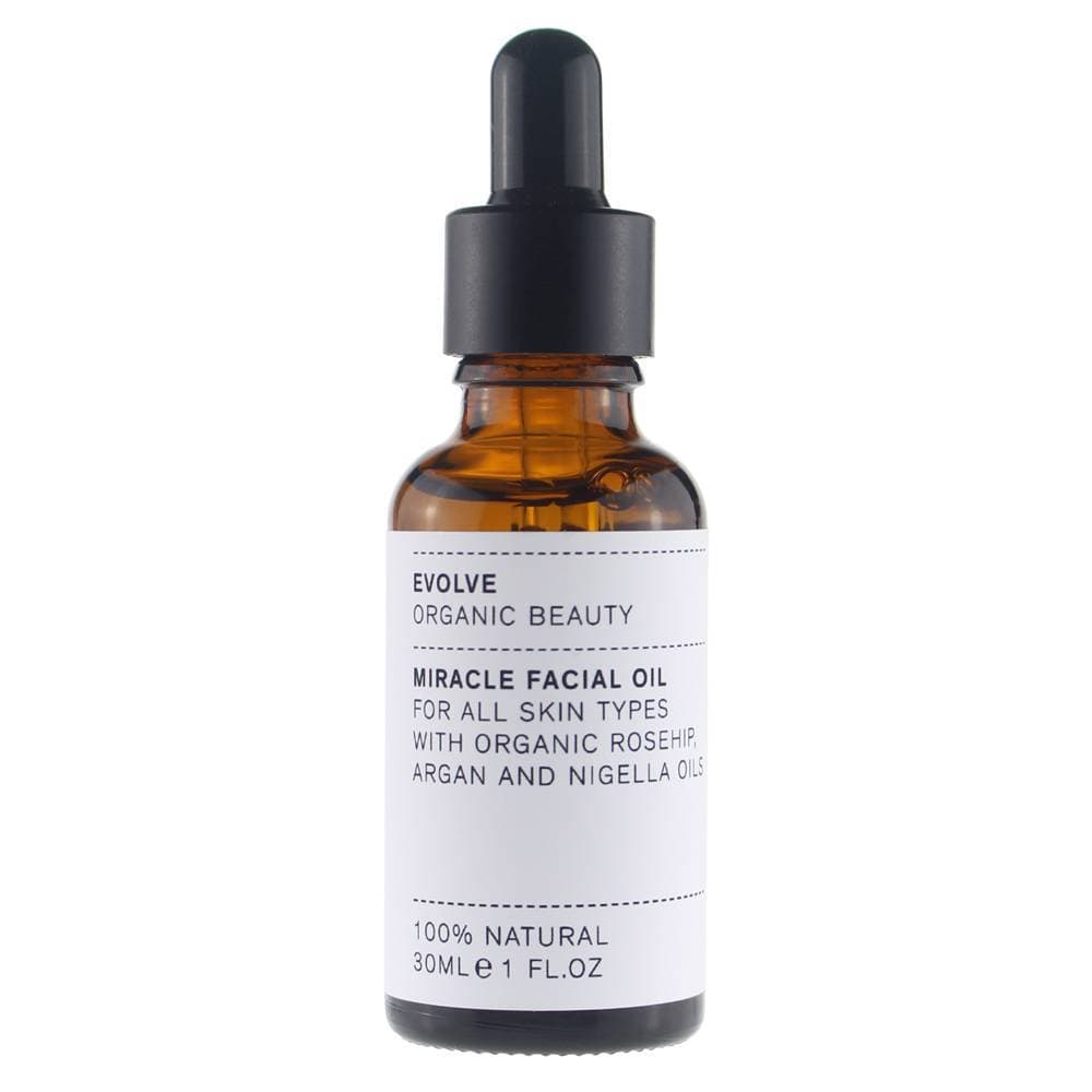Miracle facial oil - The Natural Beauty Club