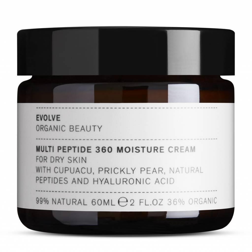 Multi peptide 360 moisture cream - The Natural Beauty Club