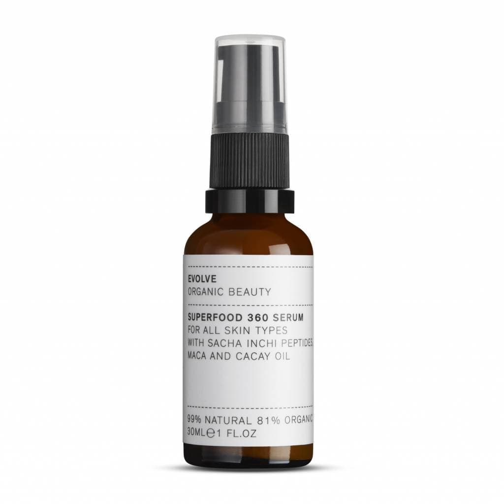 Superfood 360 Natural Face Serum - The Natural Beauty Club