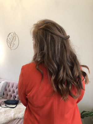 Dry-Style: Hairstyle zonder Wassen - Cheveux Heureux