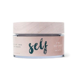 Fine Delicate Body Butter - The Natural Beauty Club