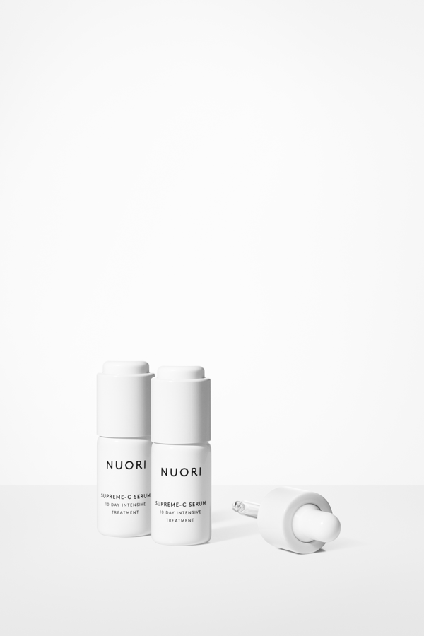SUPREME-C SERUM TREATMENT - The Natural Beauty Club