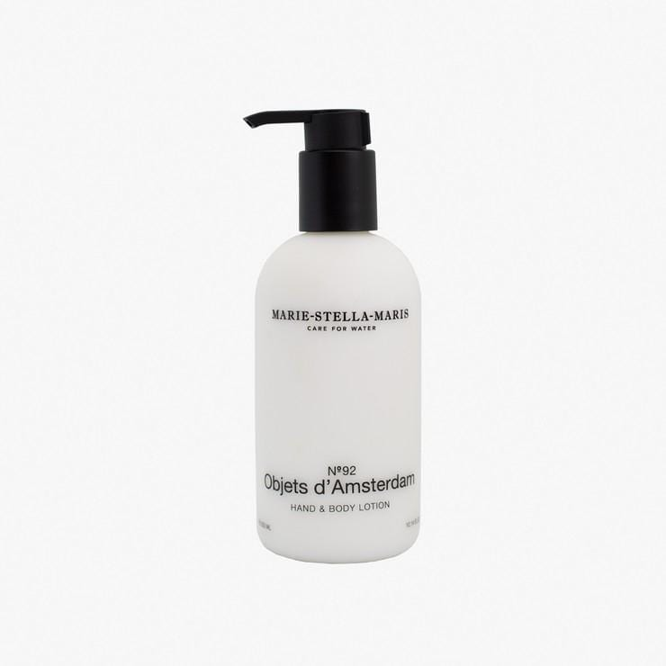 Hand & Body Lotion No. 92 Objets d'Amsterdam - The Natural Beauty Club