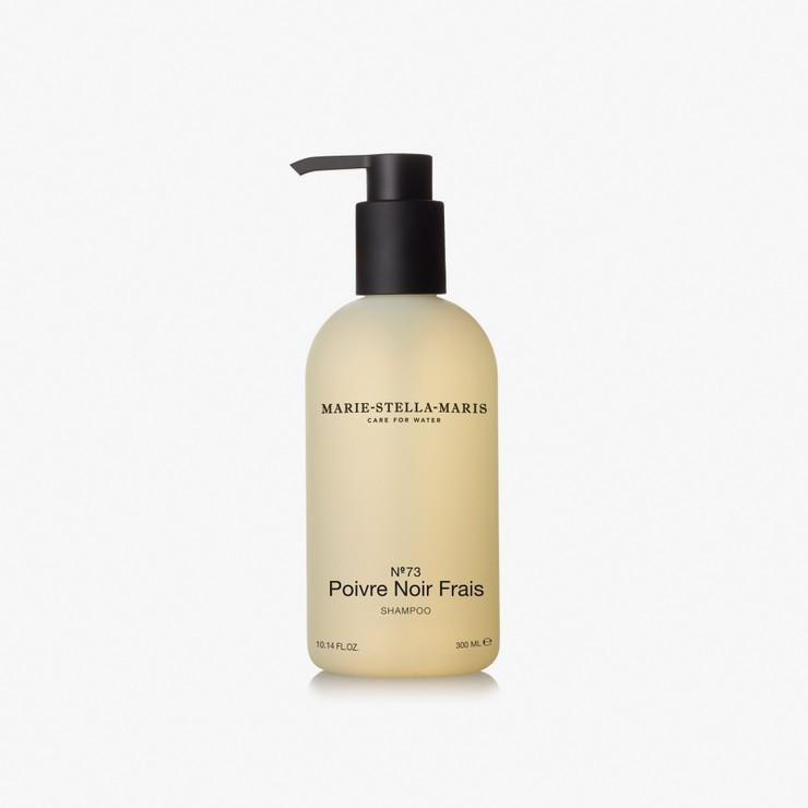Shampoo No. 73 Poivre Noir Frais - The Natural Beauty Club