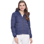 Women's Jackets Navy Blue