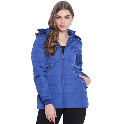 Women's Jackets Blue