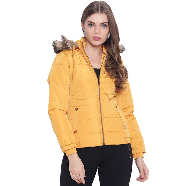 Women's Jackets Yellow