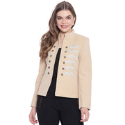 Women's Jackets Beige