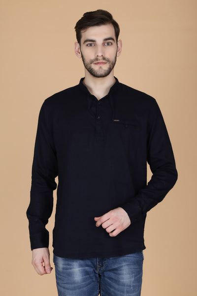 Men Black Shirt