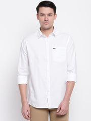 Mens White Shirt