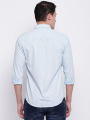 Mens Sky Blue Shirt