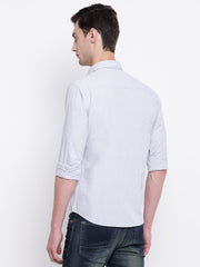 Mens Light Grey Shirt