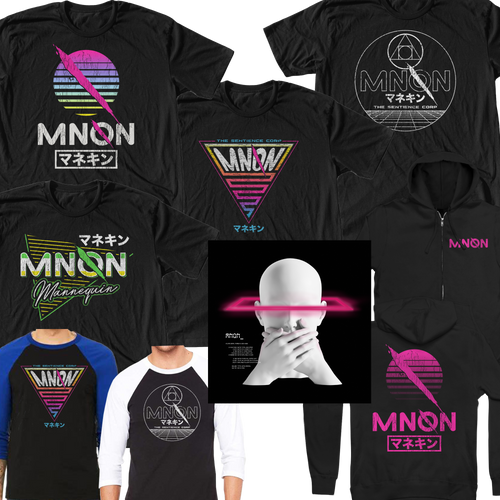CD, T-SHIRT, RAGLAN AND HOODIE