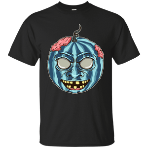 Halloween Scary Pumpkin T-Shirt