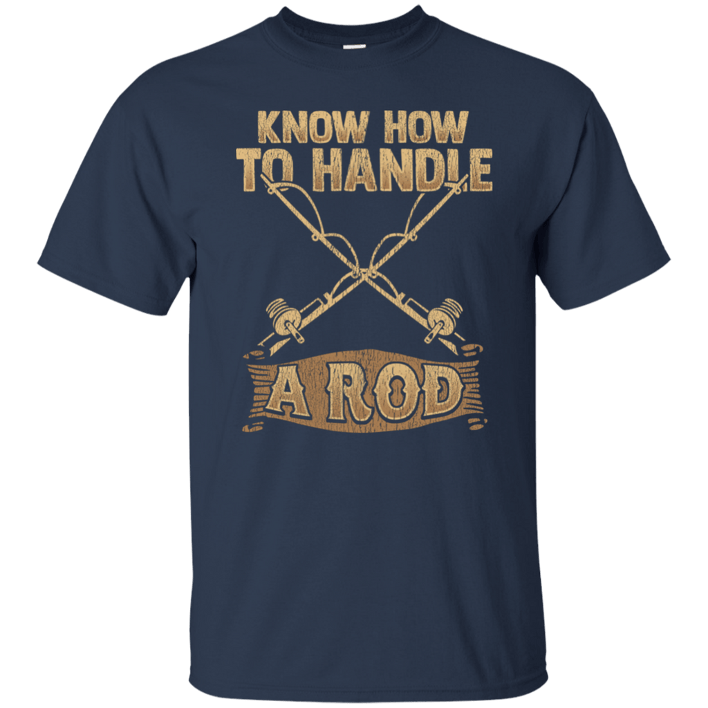 Know How To Handle A Rod