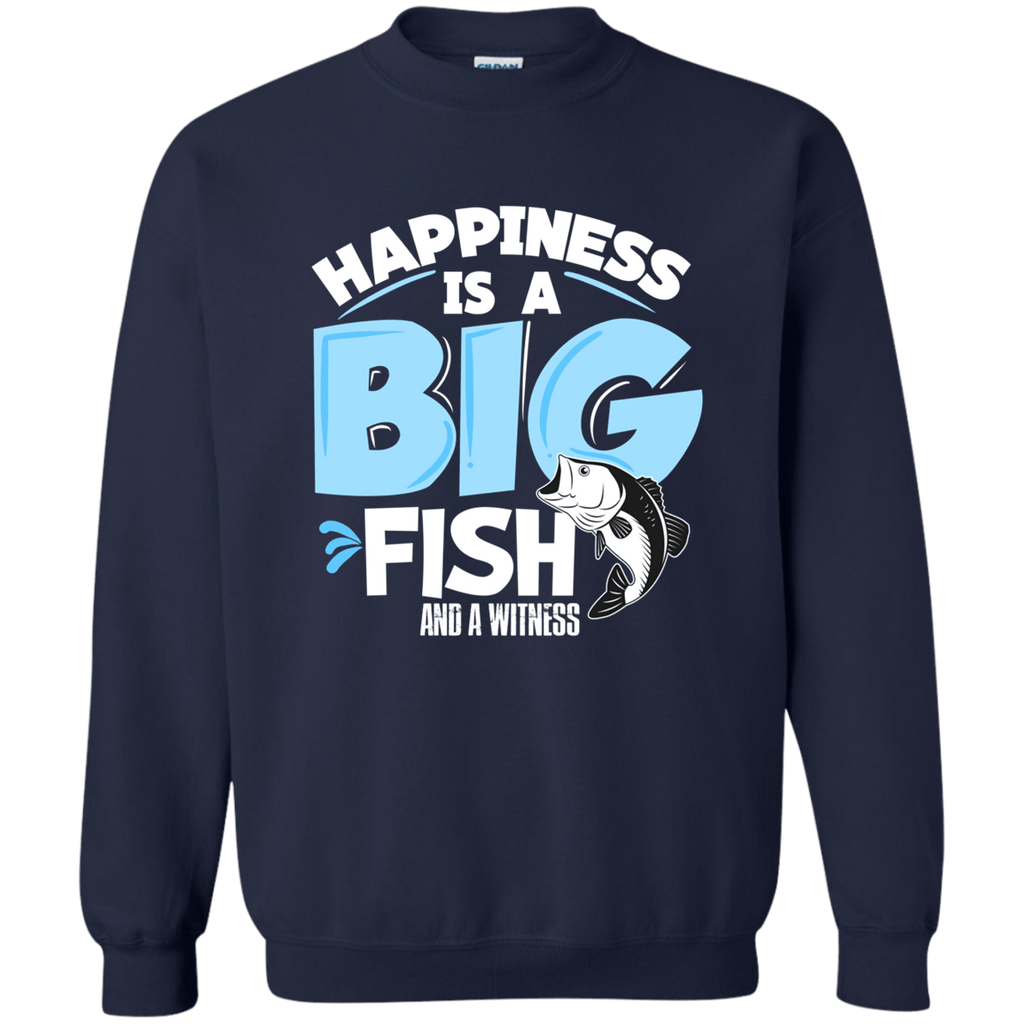 Happiness is a Big Fish