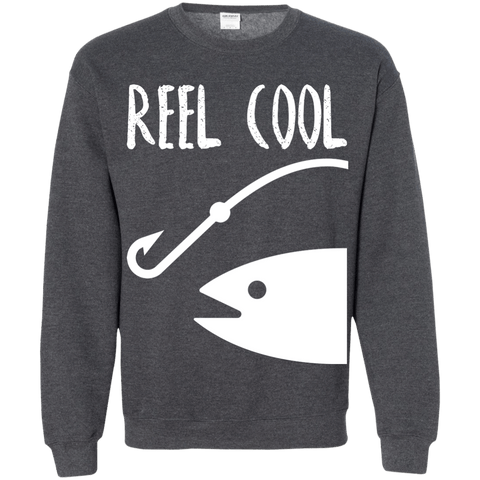 Image of Reel Cool Fishing Sweatshirt  8 oz.
