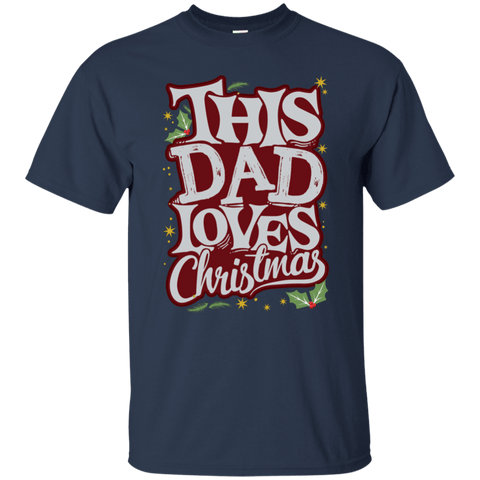Image of This Dad Loves Christmas