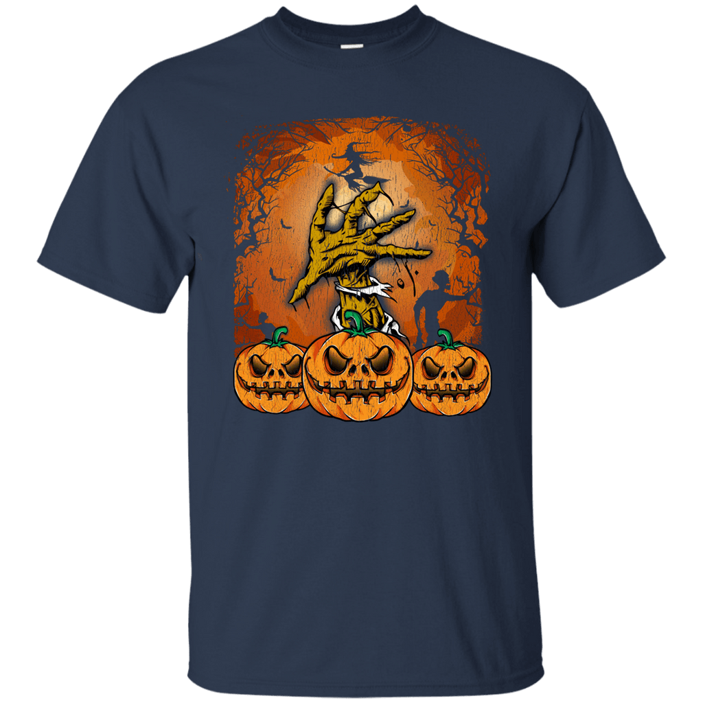 Halloween Lover of Witches, Pumpkins or Zombies T-Shirt