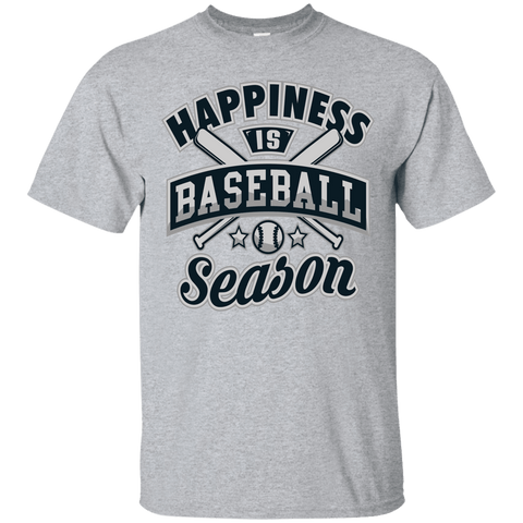 Image of Happiness is Baseball Season