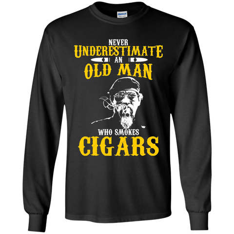 Image of Old Man Cigar