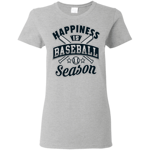 Happiness is Baseball Season