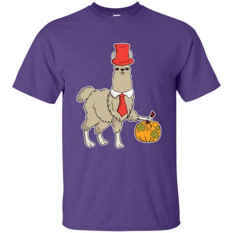 Image of Happy Llamaween T-Shirt