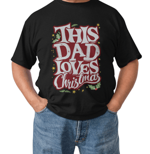 This Dad Loves Christmas