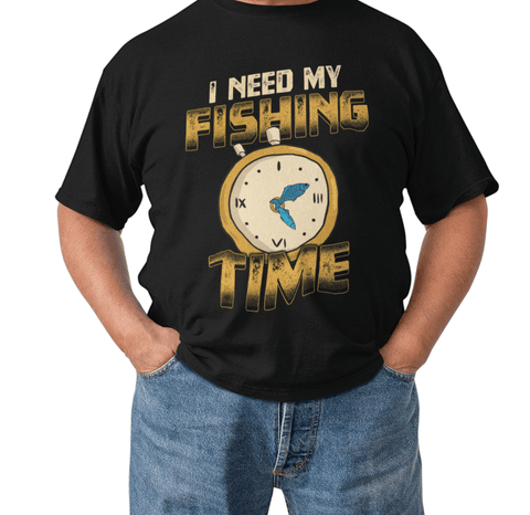 Image of I Need My Fishing Time