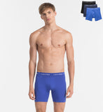 Pack 3 Bóxer brief Cotton Stretch