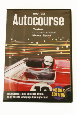 Autocourse 1961/62 eBook