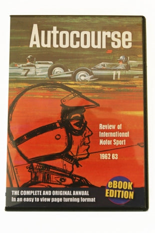 Autocourse 1962/63 eBook