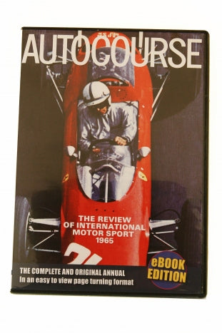Autocourse 1964/65 eBook