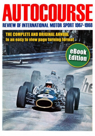 Autocourse 1967 eBook