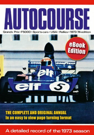 Autocourse 1973 eBook
