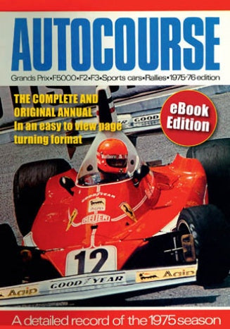 Autocourse 1975 eBook