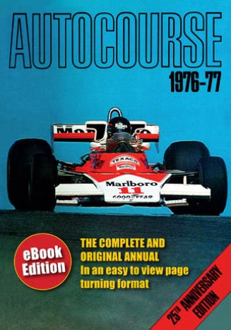 Autocourse 1976 eBook