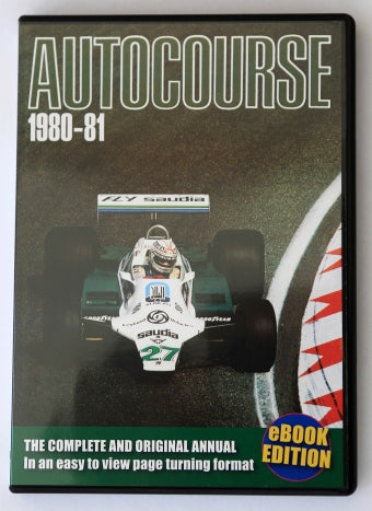 Autocourse 1980 eBook