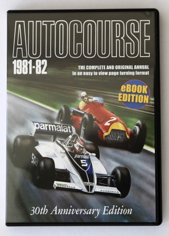 Autocourse 1981 eBook
