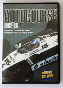 Autocourse 1982 eBook
