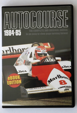 Autocourse 1984 eBook