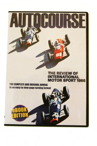 Autocourse 1965/66 eBook
