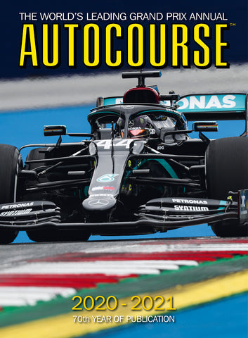 AUTOCOURSE 2020/21 ANNUAL