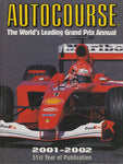 Autocourse 2001 Annual
