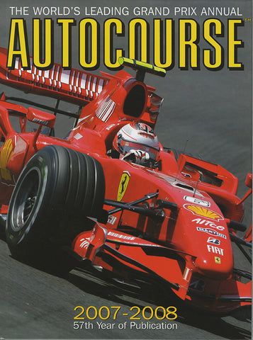 Autocourse 2007 Annual