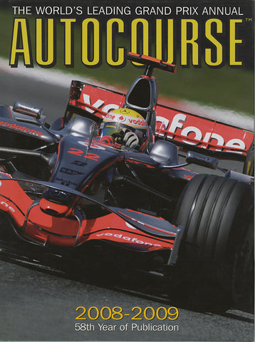 Autocourse 2008 Annual
