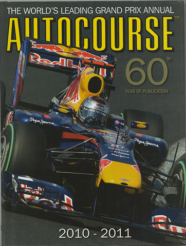 Autocourse 2010 Annual