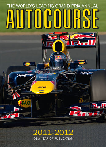 Autocourse 2011 Annual